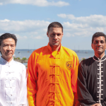 Master Kwong, Sifu John, Master Pilisoph