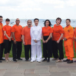 Chen Tai Chi students